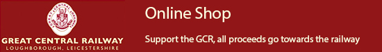 Great Central Railway Online Shop
