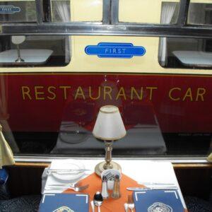 Great Central Railway Restaurant Car