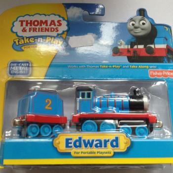 Thomas the Tank Engine - Edward