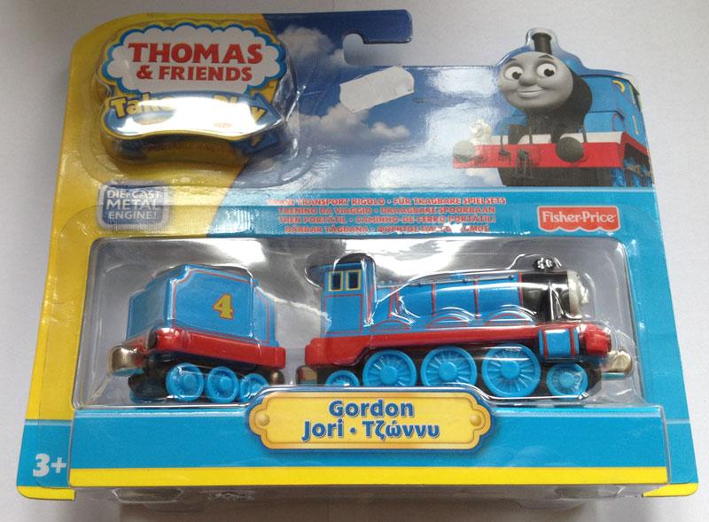 thomas the tank engine � gordon great central railway