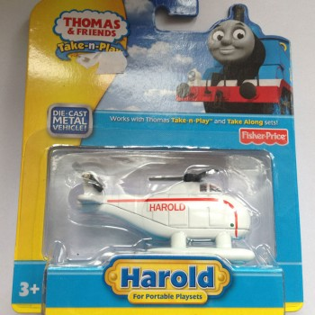 Thomas the Tank Engine - Harold