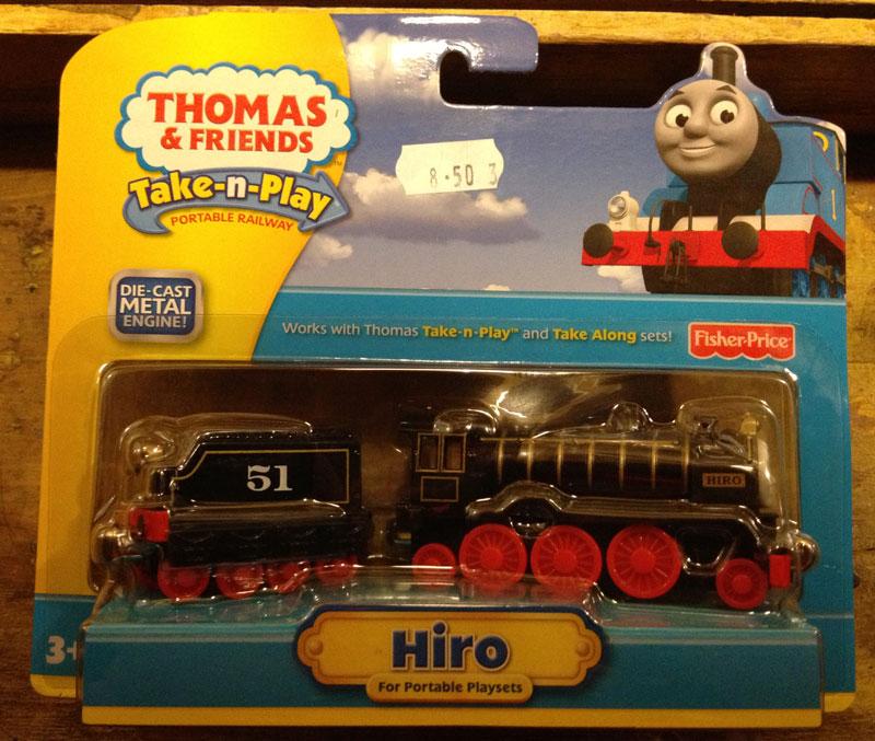 Thomas the Tank Engine - Hiro