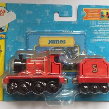 Thomas the Tank Engine - James