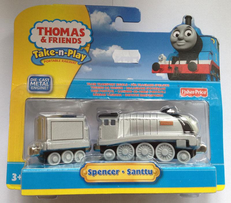 Thomas the Tank Engine - Spencer