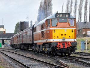 Brush Type 2 (Class 31) D5830