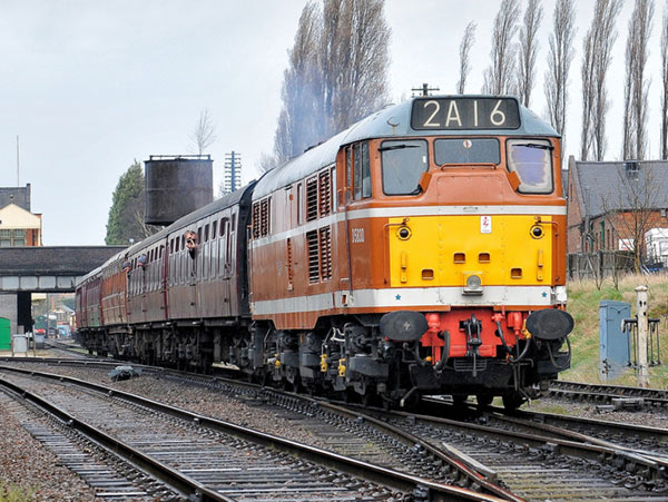 Diesel Locomotive Packages | Great Central Railway – The