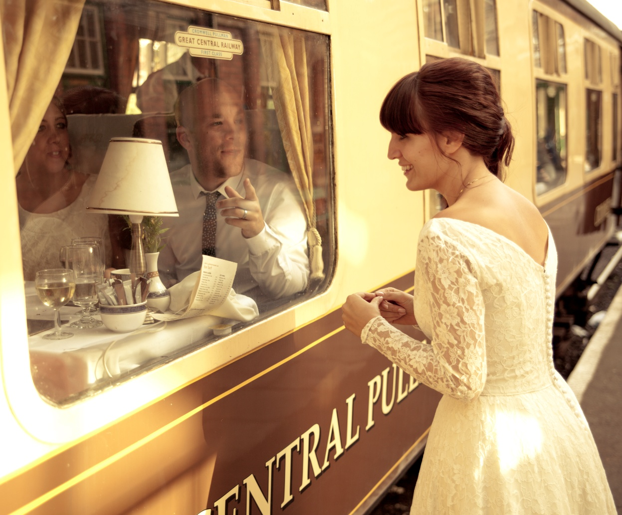 Weddings | Great Central Railway – The UK's Only Main Line Heritage Railway