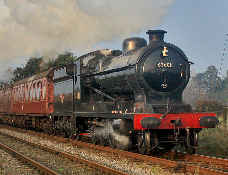 63601 | Great Central Railway – The UK's Only Main Line ... Railway