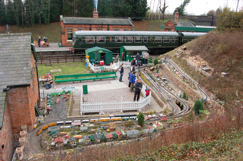 Garden Railway Rothley Great Central Railway The UKs Only