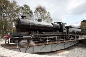 Turntable – Quorn & Woodhouse | Great Central Railway – The