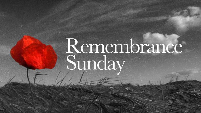 Remembrance Sunday Dates