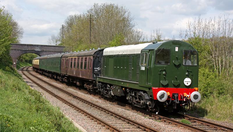 Class 20 D8098