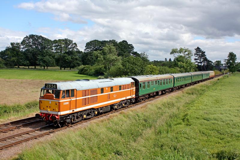 Class 31 D5830