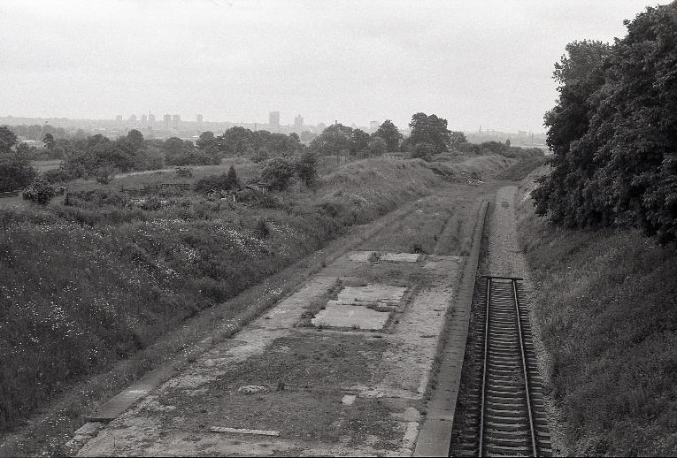 Belgrave and Birstall looking south