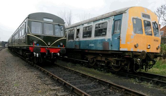 Renaissance Railcars DMUs