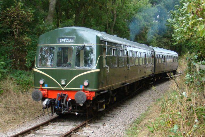 Metro Cammell Diesel Railcar