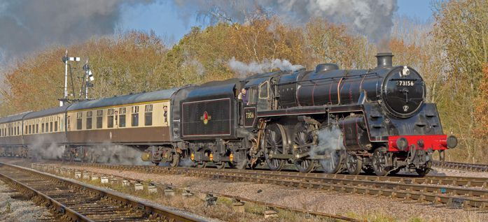 June Passenger Trains 2019 | Great Central Railway – The UK's Only