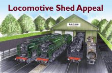 Locomotive Shed Appeal