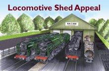 Locomotive Shed Appeal