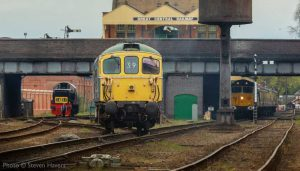 Diesel galas from the past - scenes to be enjoyed again when we return! - Photo © Steven Havers.