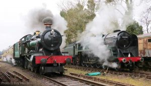 Steam galas - Popular scenes which will return in the future! - Photo © Roy Harris.